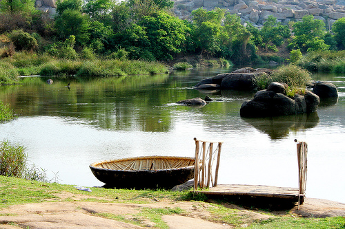 Tungabhadra-River-Andhra-Pradesh